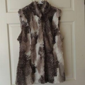 """CAbi Vest """"3179 (Size M) Aspen Vest"""
